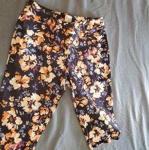 St. Johns floral pants